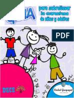 GUIA PARA SOBRELLEVAR LA CUARENTENA DE NIÑOS Y ADULTOS