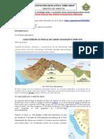 CLASE 4 CARACTERÍSTICAS FÍSICAS DEL MEDIO GEOGRÁFICO PERUANO 5to.docx