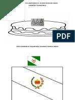 PINTE O BOLO DE ANIVERSÁRIO DE 128 ANOS DA NOSSA CIDADE