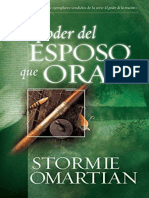El poder del esposo que ora (Sp - Stormie Omartian