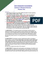 2020 T1 Practice Test_Randomly organised