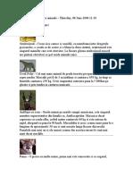 animale pe cale de disparitie