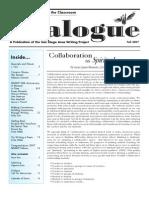 Dialogue Fall 2007