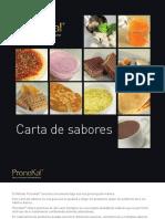 Pronokal_carta_Sabores_enero2012