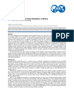 SPE-166232-MS Numerical Challenges in Foam Simulation A Review