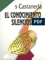 El conocimiento silencioso