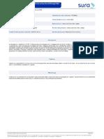 Lista de chequeo para verificación de los protocolos de Bioseguridad PMP4