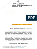 MODELO HC STJ - habeas-corpus-stj-extradicao