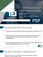 TEI - VAT treatment of the platform sharing economy 9 June 2020.pdf
