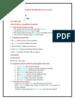 Grammar Homework Uni 11 Level 1.docx