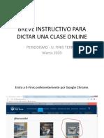 Breve instructivo cases online