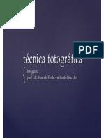 fotografia - técnica