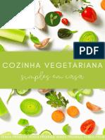 Cozinha Vegetariana