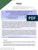Espasticidad y capacidad motora en niños con parálisis cerebral