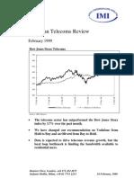 European Telecoms -- 1999 02 18