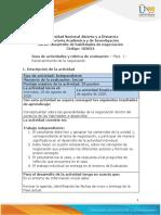 Guia de actividades y Rúbrica de evaluación - Fase 1 - Reconocimiento de la negociación