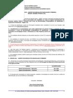 6ª CONVOCAÇÃO PARA ENVIO DE DOCUMENTAÇÃO COMPROBATÓRIA - REGIÃO_ SUL