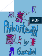 Philoontosophy by Gazaliel