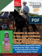 Revista Ecos del Sur AÑO 3 n° 32