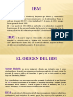 DIAPOSITIVAS IBM