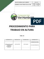 16.PRO-Trabajo en Altura- REV 01