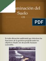 9. contaminación del suelo-plaguicidas, clasificación, resoluciones referentes a plaguicidas, aspectos positivos y negativos de su uso