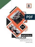 PORTFÓLIO 8o ANO
