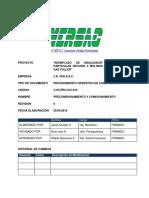 C-06-Pro-019_010 Proc Precomisionamiento y Comisionado