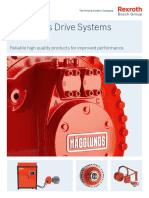 HAGGLUNDS DRIVE SYSTEMS