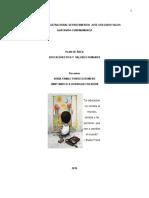 PLAN DE AREA ETICA PRIMARIA 2019