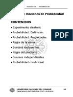 Unidad 2 - Probabilidad