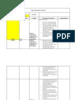 Matriz de Alineación Curricular 6to básico listo