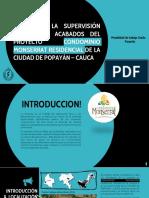 presentacion sustentacion