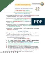 SEGUNDO PARCIAL DE CIENCIA Y TECNOLOGÍA GRUPO 22 TC DIFERIDO