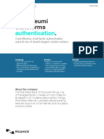 InfoWorld Bank Leumi Authentication CASE STUDY