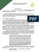 Jorge Vianna aciona MPT contra estabelecimentos de farmácias, por deixar de pagar piso salarial aos trabalhadores