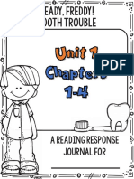 Unit 1-Ready Freddy Tooth Trouble (Novel Study)[S]