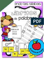 5 - Yo aprendo las sílabas - Libritos de palabras de DOS sílabas.pdf