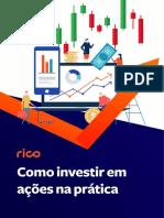 Rico - eBook Como investir em ações na prática