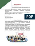 LA PARTICIPACION  7