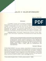 Valor trabalho Valor informação.pdf
