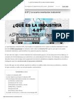 Qué es la industria 4.0_ La cuarta revolución industrial