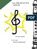 Apostila Flauta Doce 1- Júnior Conceição