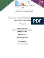 Jhojan Mendoza analisis PEI IE minbre
