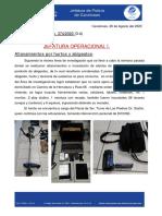 Boletín de Prensa Nro.374 - Allanamientos Por Abigeatos y Hurtos. (1)