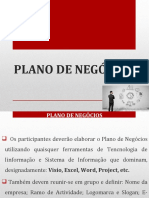 Aula II - Plano de negocio - Estrutura Base.ppt
