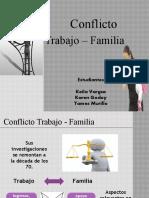 Diapositivas Conflicto trabajo familia listas