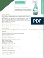 Ficha Tecnica Higienizador preventivo Ecolar SPANISH