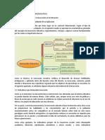 PROYECTOS DE INNOVACIÓN EDUCATIVA I