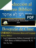 PPT 9  Introducción al Hebreo Bíblico